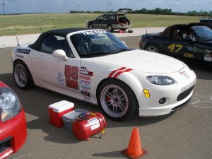 Very well prepared Mazda MX-5