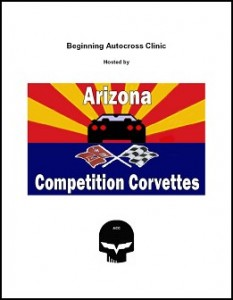 Beginning Autocross Clinic cover