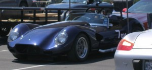 Lister, a lurking first glimpse