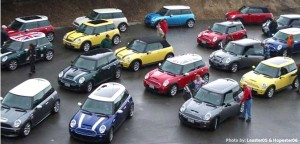 A multi-pack of MINIs