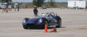 Lister at speed
