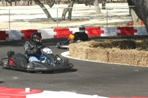 Second track shot at Alamo Karts