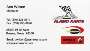 Ann\'s business card