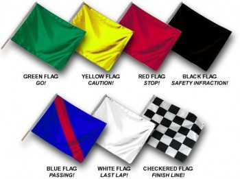 Race flags gallery