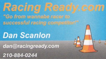 RacingReady.com - the real business card