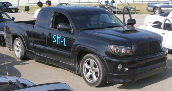 X-Runner on grid, waiting for action