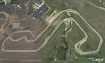 MotorSport Ranch track layout