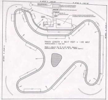 H2R course track map layout