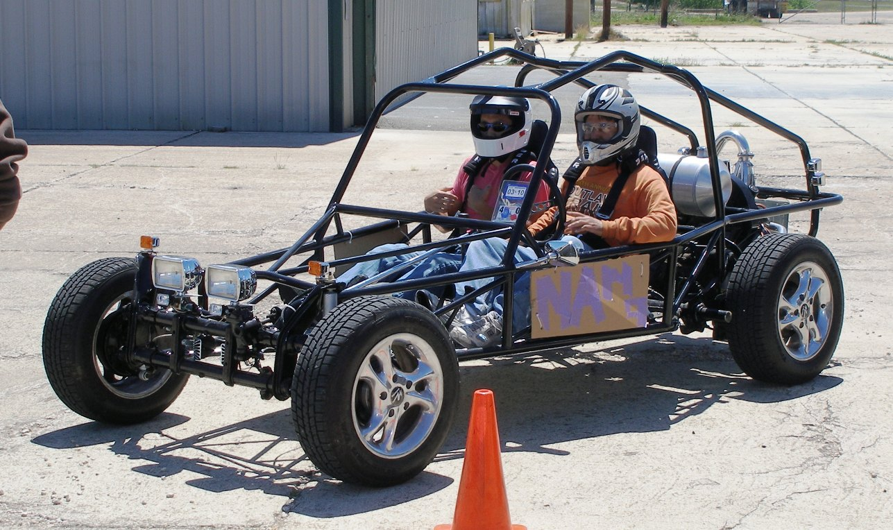 Road Toad Dune/Street Buggy Does AutocrossRacing Ready - Racing ...