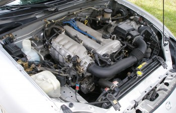 A cleaner engine bay - a work in progress...