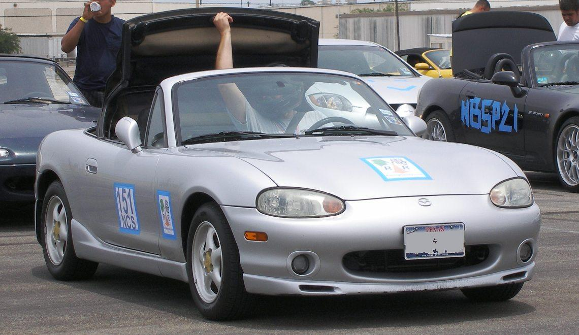 How My Miata & I Did At Autocross…Racing Ready - Racing Ready, The