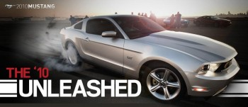 2010 Mustang Unleashed