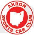 Akron Sports Car Club logo