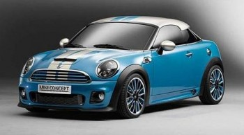 Mini Performance Coupe - front