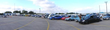 Pano of SPOKES AutoX Field (from July 2009 event)