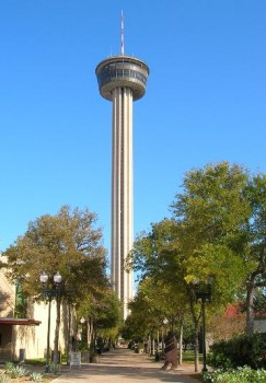 The Tower of the Americas