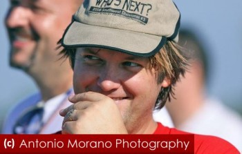 Copyright Tony Morano Photography - low res edited for Racing Ready - Drivers meeting grins