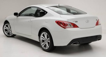 New & Hot, the 2010 Genesis Coupe R- Spec