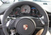 It all happens right here, at the 2010 Porsche Panamera steering wheel & dash