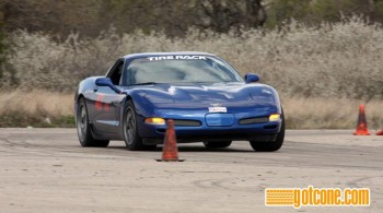 Mark G's Z06 at the SCCA TX Tour Nat'ls, by gotcone.com