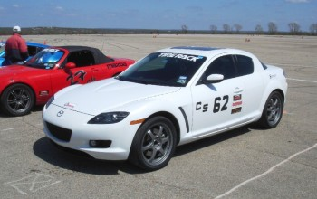 Nice C Stock entry - I can't believe this nice car is in the same class as my Miata!