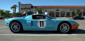 Ford GT in GULF colors!