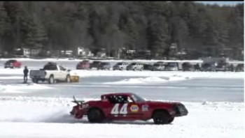 NEIRA - Ice Racing in New Hampshire