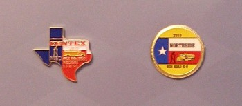 NISD Bus ROAD-EO Event pins