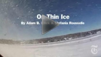 "Click Here to See: ""On Thin Ice"" Video - The frozen NEIRA Racing Experience"