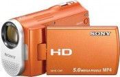 SONY Webbie HD MHS-CM1, in Orange