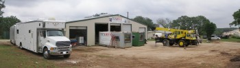 Texdive Shop & Lot panorama