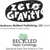 Zero-Gravity, Andrews McMeel Publishing, LLC - RECYCLED Paper Greetings