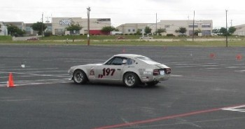 Rick's Datsun FP Special - the multi TTOD (top time of day) racer!
