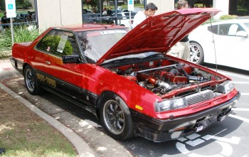 1983 Nissan Skyline DR30 - it's hard to believe this car is 28 years old!