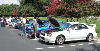 COBB Tuning Car Show