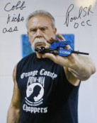 "Paul, Sr. of Orange County Chopper says, ""Cobb kicks ass""!"