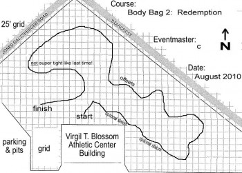 2010 SASCA AutoX #8 - Craig's rough course sketch