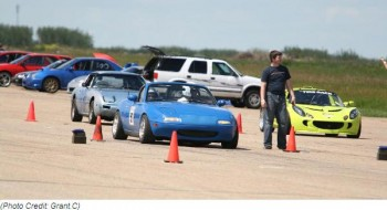 Autocross - a great start into amateur motorsports!