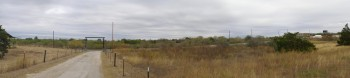 Austin USGP Formula 1 Track Site - Before Panorama, from the south, looking north, nortwest!