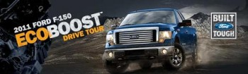 2011 Ford EcoBoost Drive Tour - Built FORD Tough!