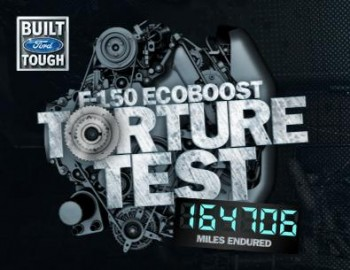 Ford F-150 EcoBoost Torture Test - 164,706 Miles Endured