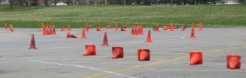 Autocross cone confusion... ya think !?!