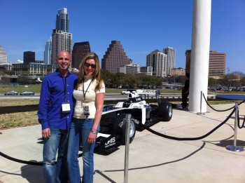 Sondra & Jack at Senna SXSW film debut