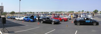 2nd midday heat grid of the 2011 SASCA AutoX#4