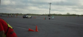 Ricky pushing his Honda S2000 in pursuit of his 2011 SCCA Houston Tour trophy...