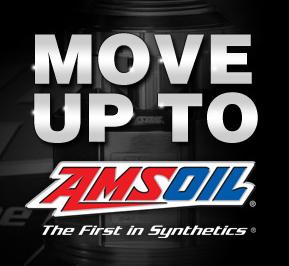 Move Up To AMSOIL - Learn About the AMSOIL Synthetic Solution!