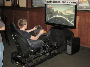 AustinSuperTrack.com - Racing Simulator