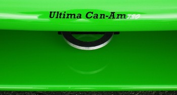 From the front bumper of Jason's Ultima Can-Am 720