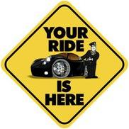 Your Ride Is Here logo