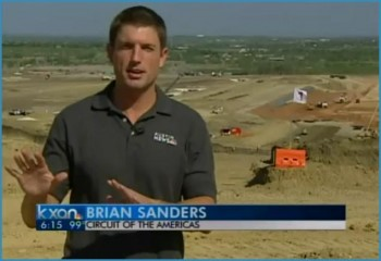 KXAN Exclusive First Look at Austin Formula 1 Circuit of The Americas!
